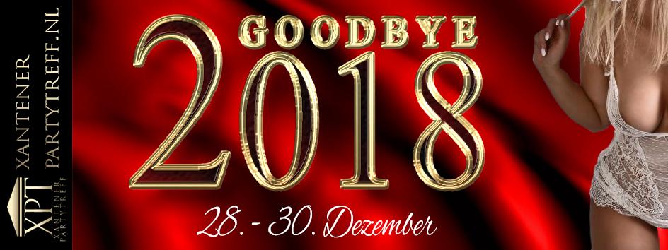 Xantener Partytreff Goodbye 2018 party