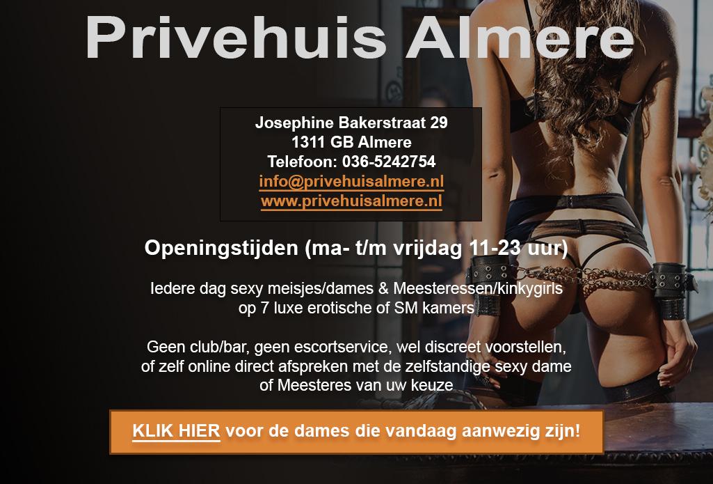 Privehuis Almere