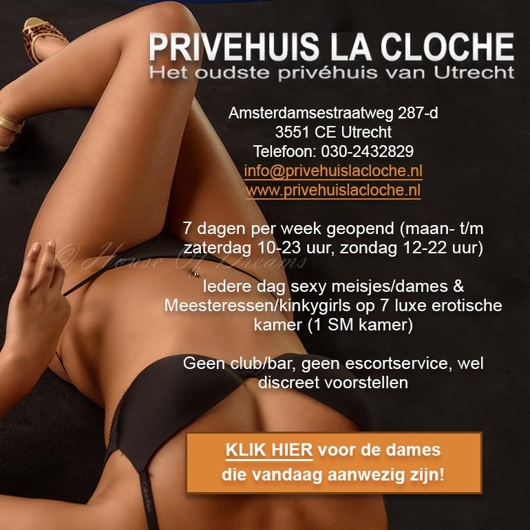 Privehuis La Cloche Utrecht